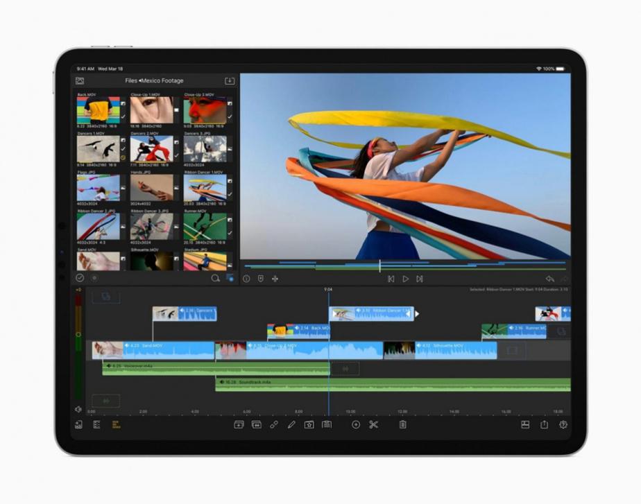 L'iPadPro2020