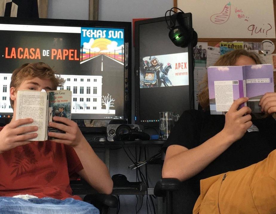 Les deux plus vieux de Félix Jasmin et leur lecture de confinement