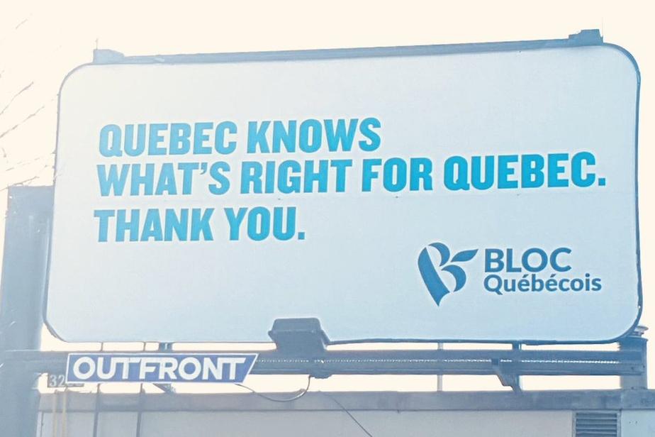 """Résultat de recherche d'images pour """"pub Bloc Québécois 2019"""""""