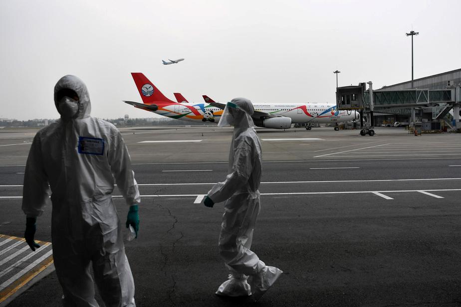 La Chine va fermer ses frontières aux étrangers — Coronavirus