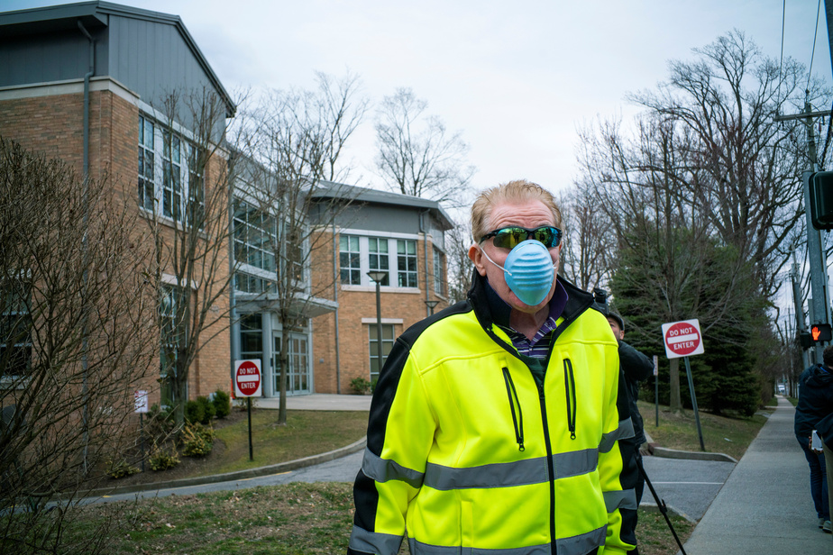 L'Etat de New York décrète l'état d'urgence — Coronavirus