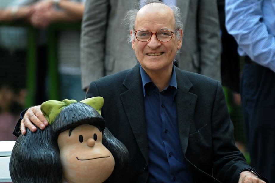 Quino (30septembre, 88ans) Auteur argentin de bandes dessinées. On lui doit le célèbre personnage satirique de Mafalda.