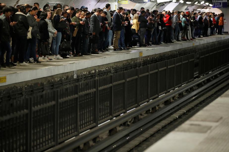Yvelines : grève des transports, les lignes SNCF également impactées