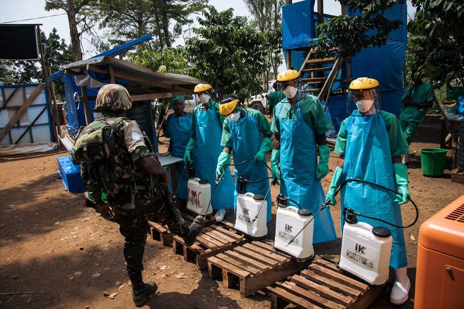 Ebola en RDC: 2050 morts, dont 52 en huit jours