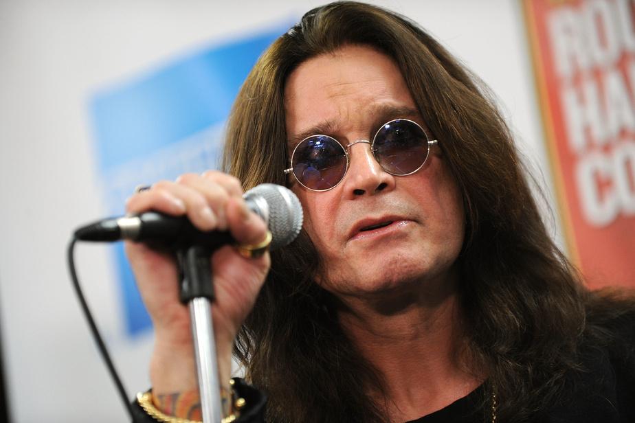 Le chanteur sous médication Ozzy Osbourne est atteint du Parkinson