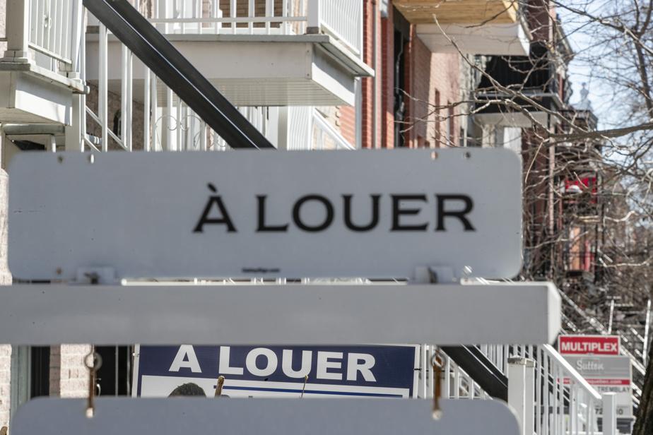 La hausse de loyer la plus élevée depuis 2003 dans le Grand Montréal)