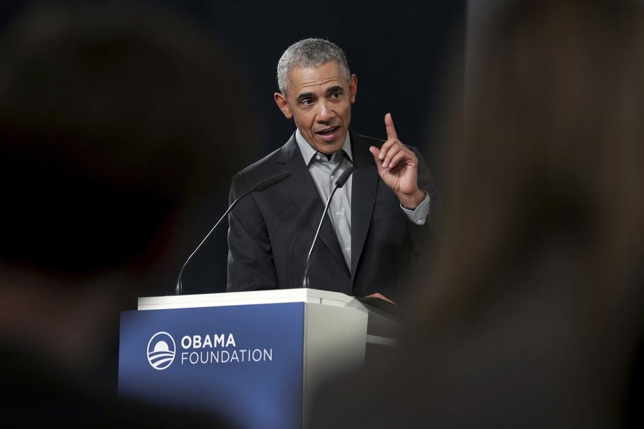 Obama: la gestion du virus par Trump,