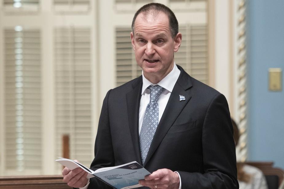 Québec révise son déficit budgétaire, en baisse de deuxmilliards