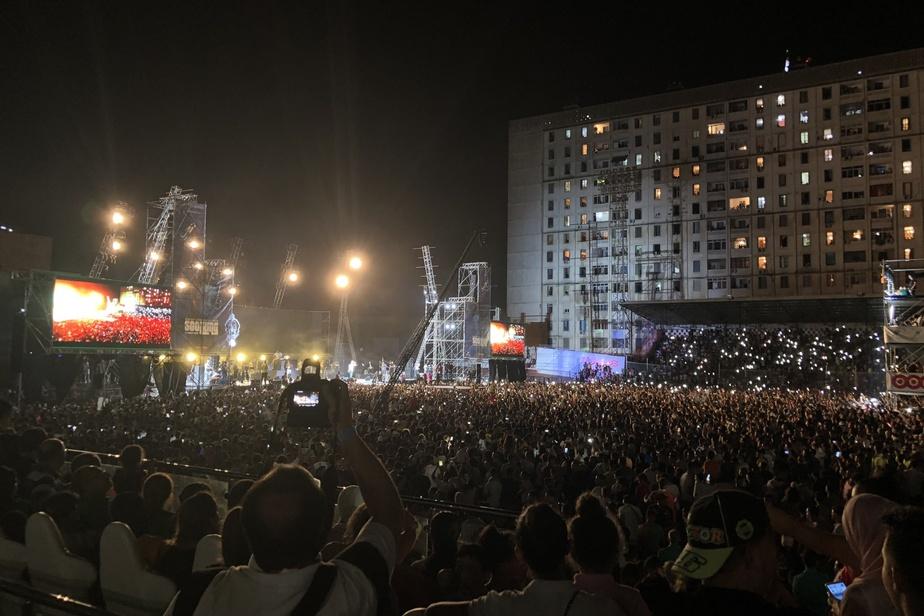 Algérie : Le concert de Soolking fait 5 morts et plusieurs blessés