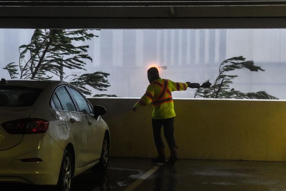 L'ouragan Delta frappe la côte du Mexique sans faire de victimes
