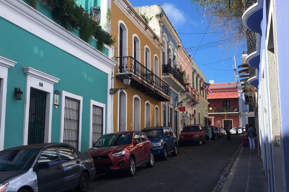 San Juan datant