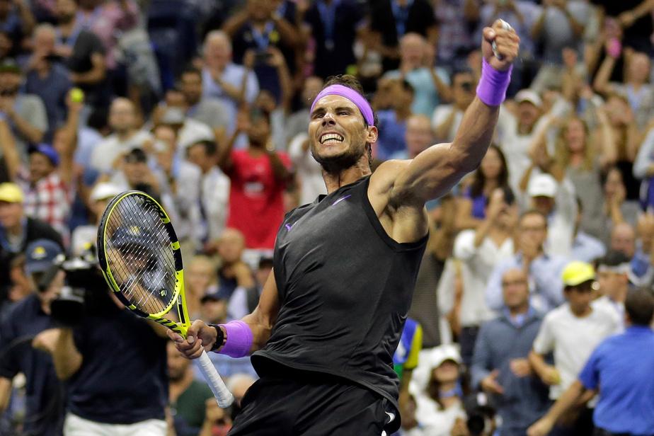 Tennis - US Open : Nadal perd son premier set mais passe en quarts