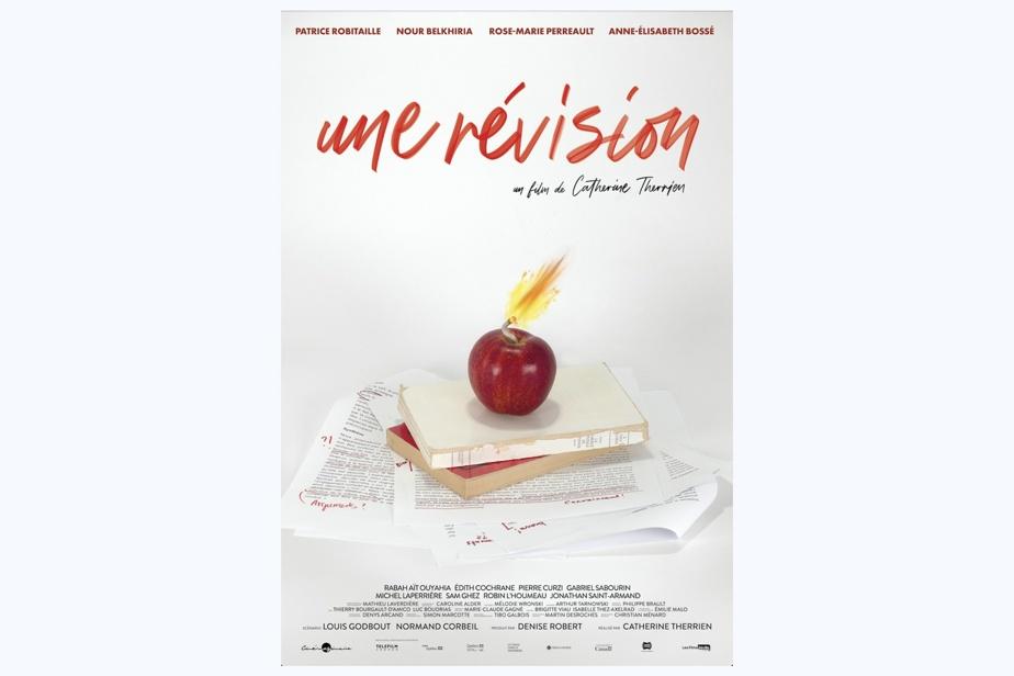 Dévoilement de l'affiche du film Une révision