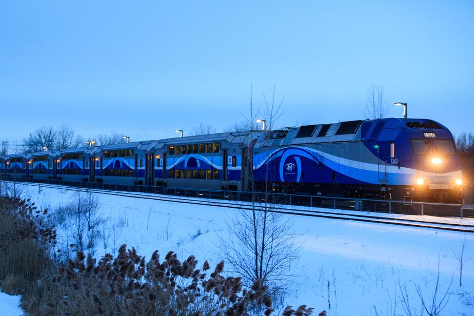 Train: le service interrompu par des manifestants sur la ligne exo4 Candiac