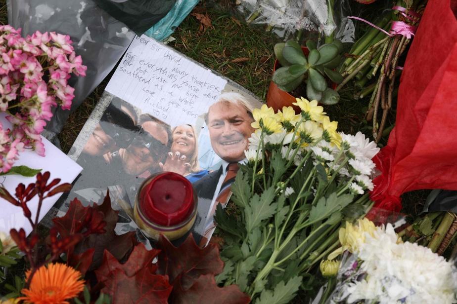Député tué au Royaume-Uni Londres envisage une protection policière pour les élus