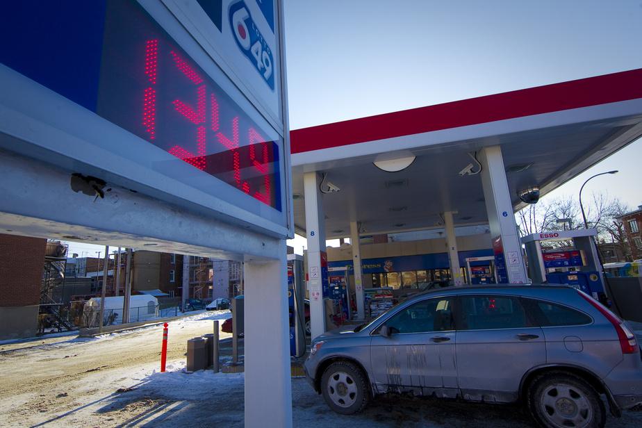 Les ventes d'essence à un sommet sans précédent