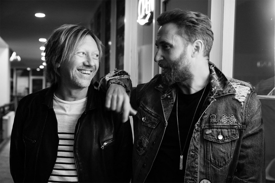 PAGE FACEBOOK DE FRED RISTER Fred Rister et David Guetta
