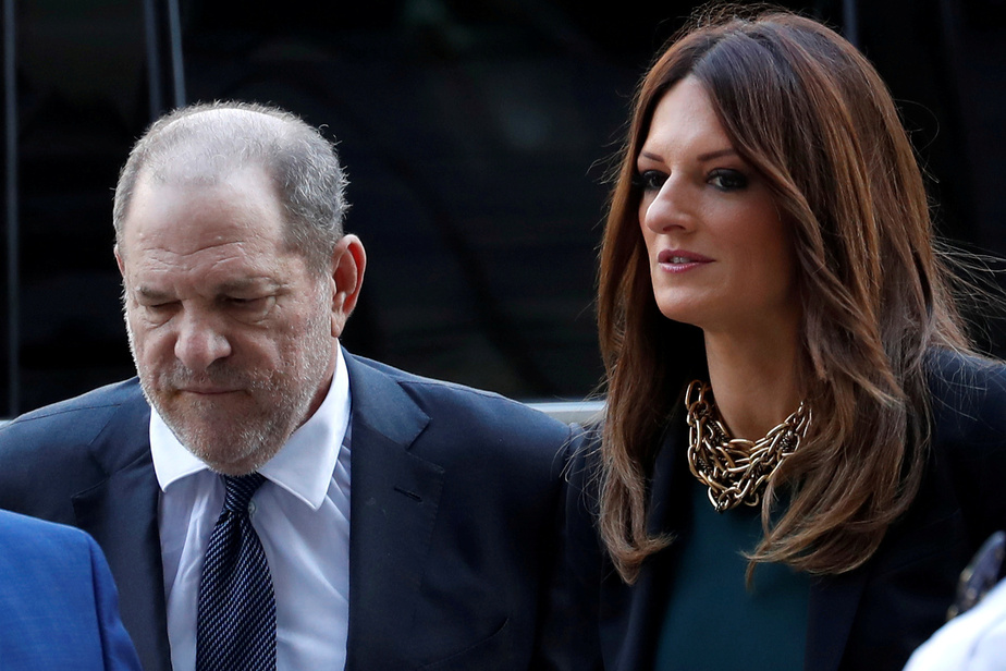 Hervey Weinstein plaide non coupable, son procès reporté