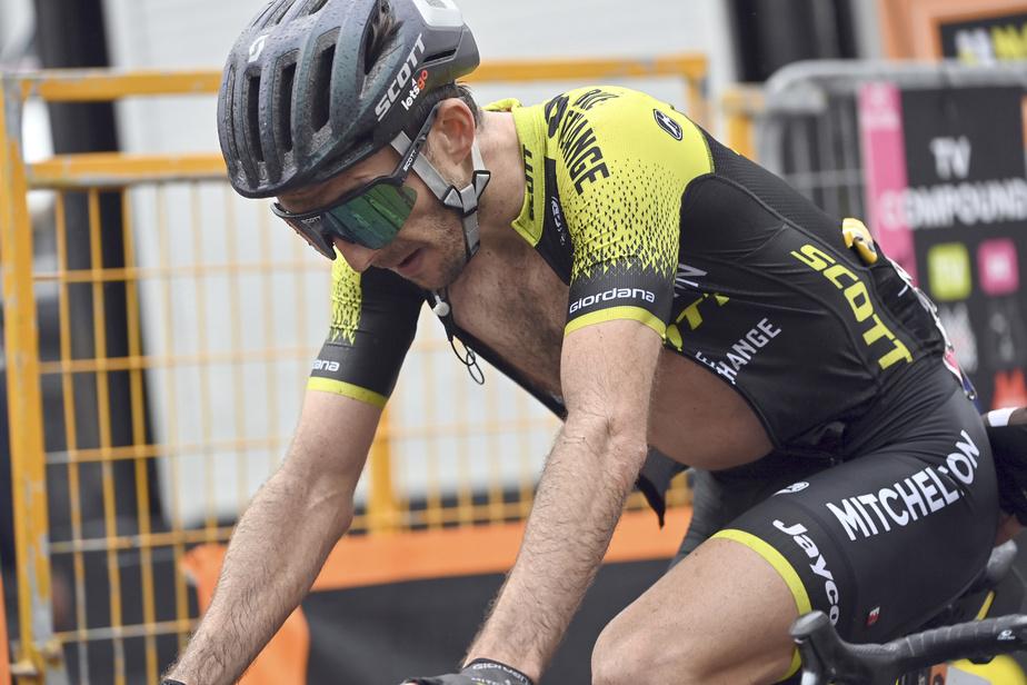 Tour d'Italie : abandon de Simon Yates, positif au Covid-19