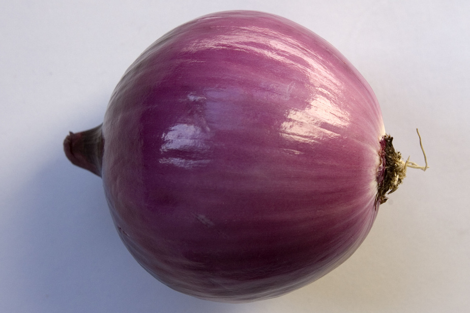 Salmonellosis outbreak linked to red onions