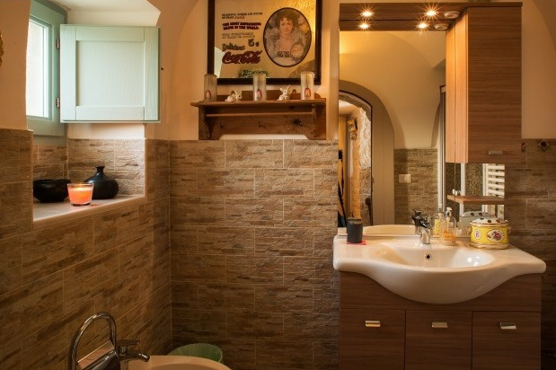 Une des salles de bains