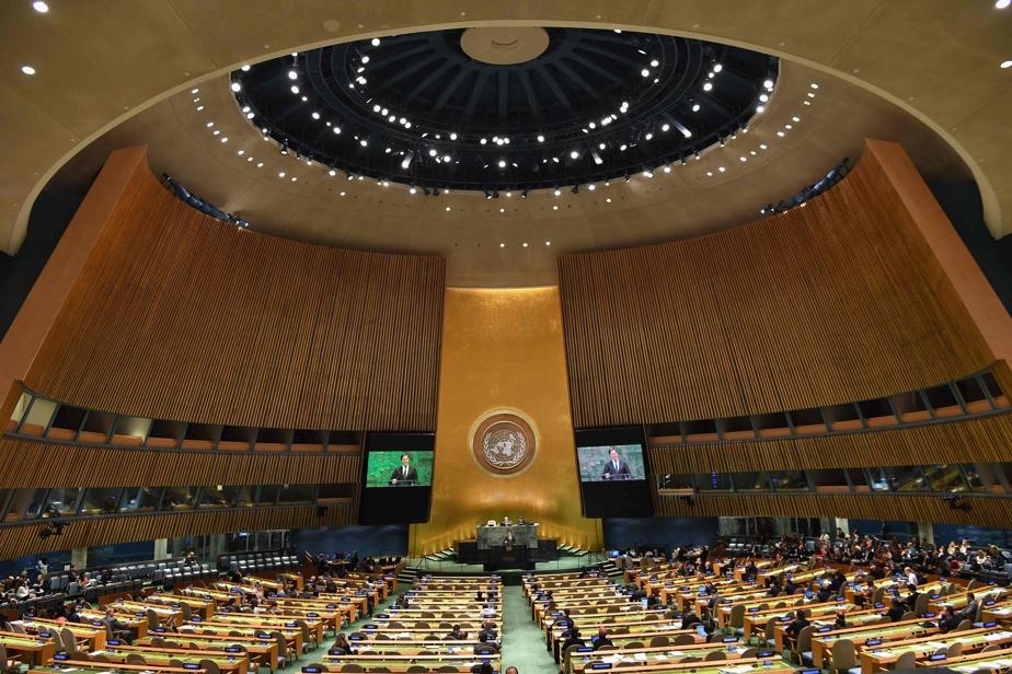 Vaccin obligatoire pour l'assemblée générale de l'ONU, Moscou fâché