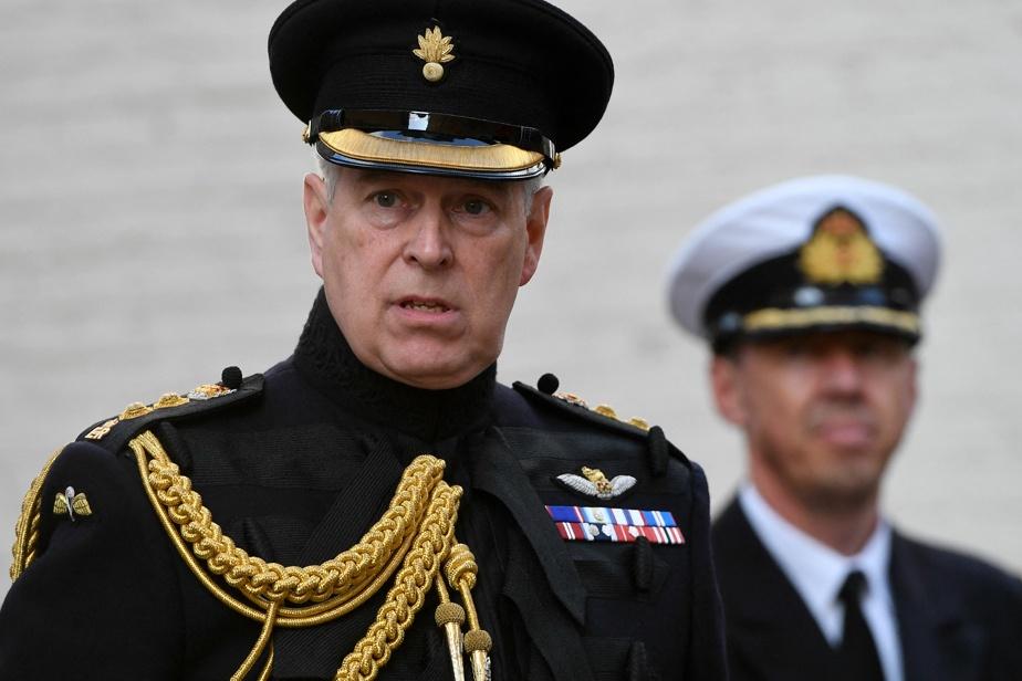 Le prince Andrew reconnaît être visé par une plainte pour agressions sexuelles