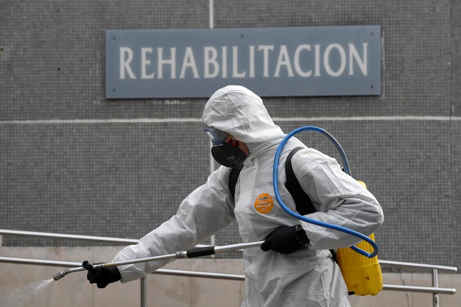 Coronavirus: l'Espagne enregistre plus de 3000 cas en 24 heures