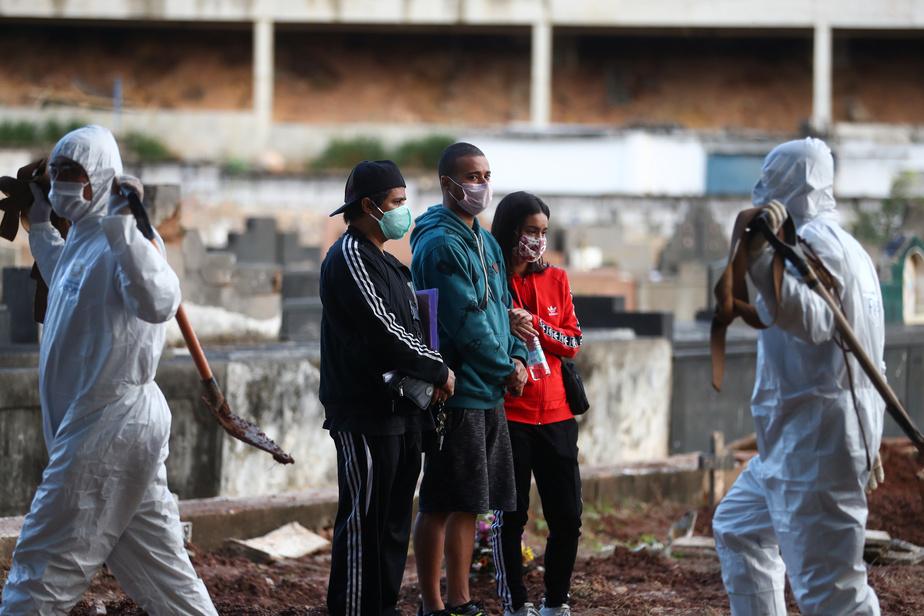 Coronavirus : comment le Brésil est devenu une bombe à retardement