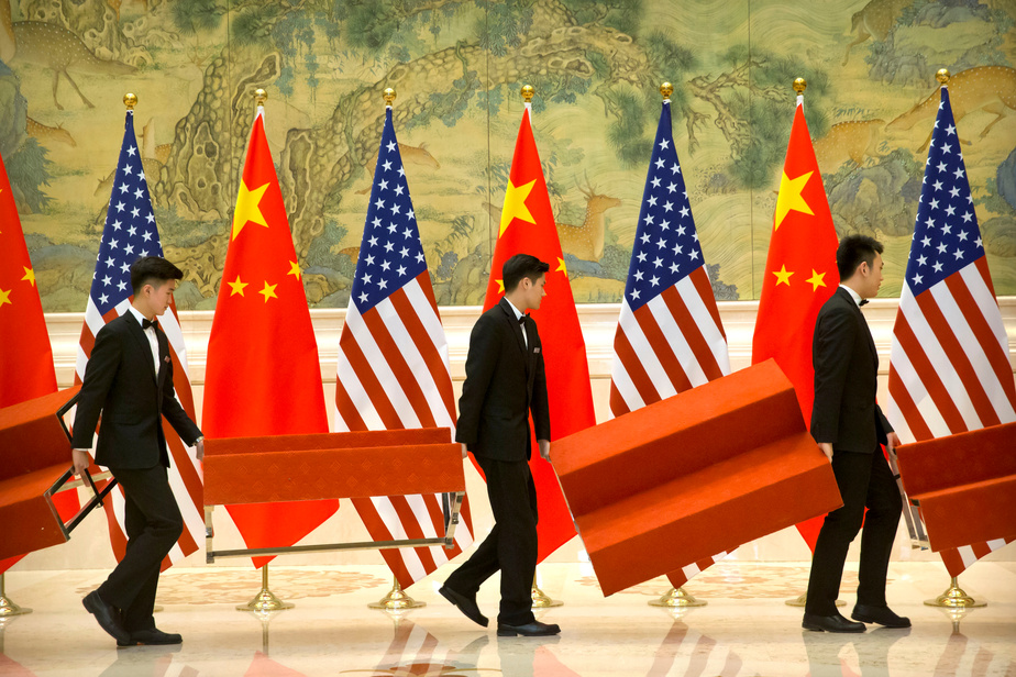 Commerce: Trump rencontrera vendredi le principal négociateur chinois à la Maison-Blanche