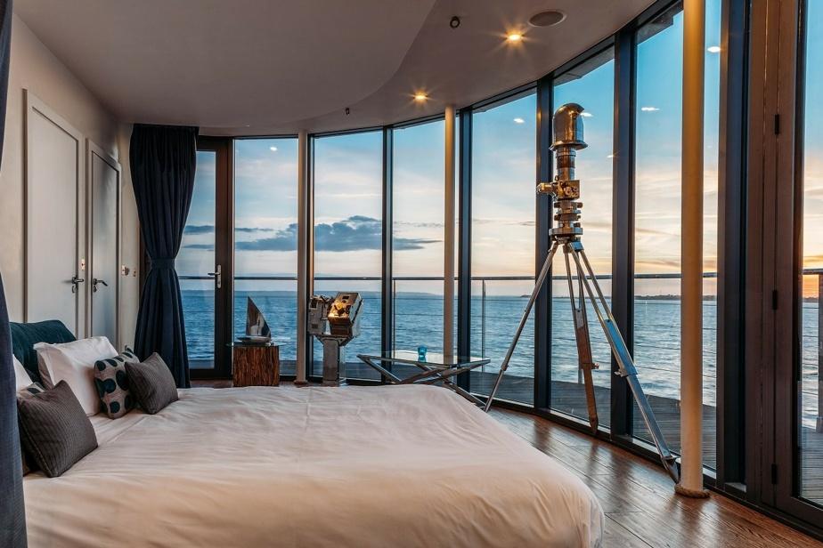 Chambre avec vue sur la mer, bien entendu