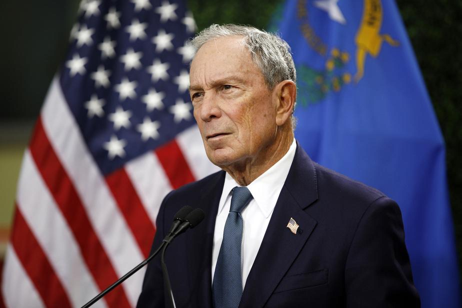 Michael Bloomberg envisage de se lancer dans la course
