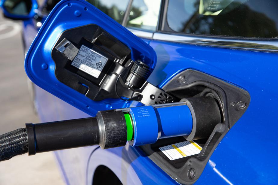 Voitures électriques  L'hydrogène, le plan B de l'électrification automobile
