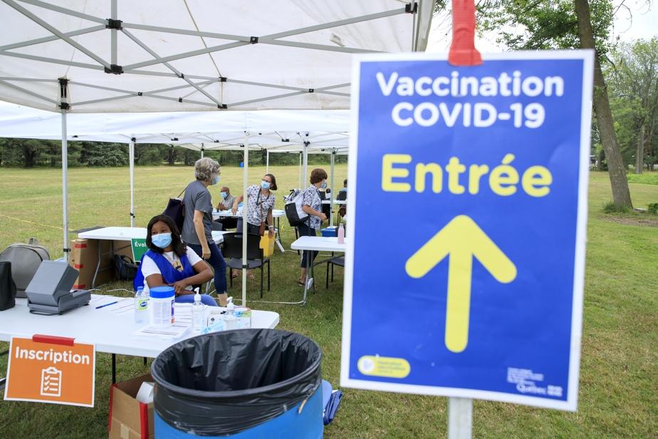 Bilan de la COVID-19 | Cinq millions de Québécois ont reçu deux doses de vaccin