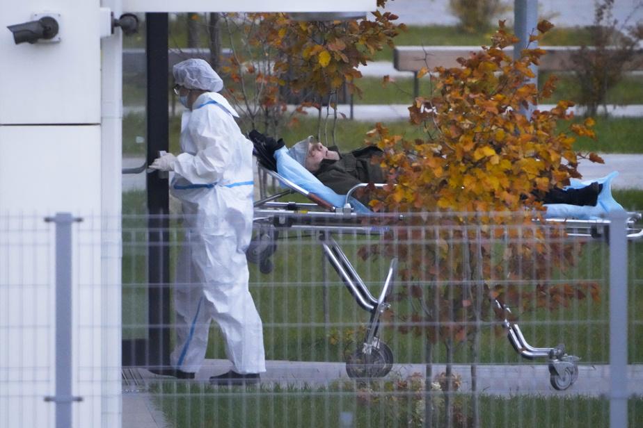 COVID-19 | La flambée de cas se poursuit en Russie