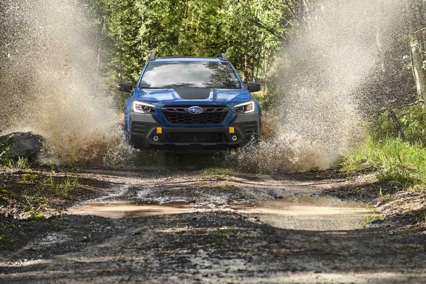 Subaru La concurrence de la Subaru Outback Wilderness2022