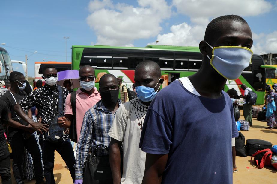 COVID-19: des résultats «encourageants» jusqu'à maintenant en Afrique | La  Presse