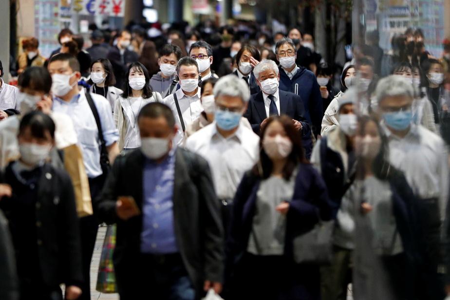 Covid 19 Le Japon En Alerte Maximale Apres Un Nombre Record De Cas La Presse