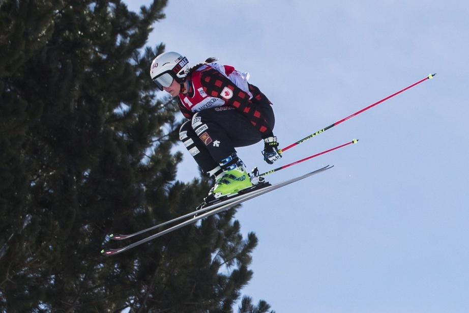Jonathan Midol vainqueur à Val Thorens, Jade Grillet-Aubert 2e — Skicross