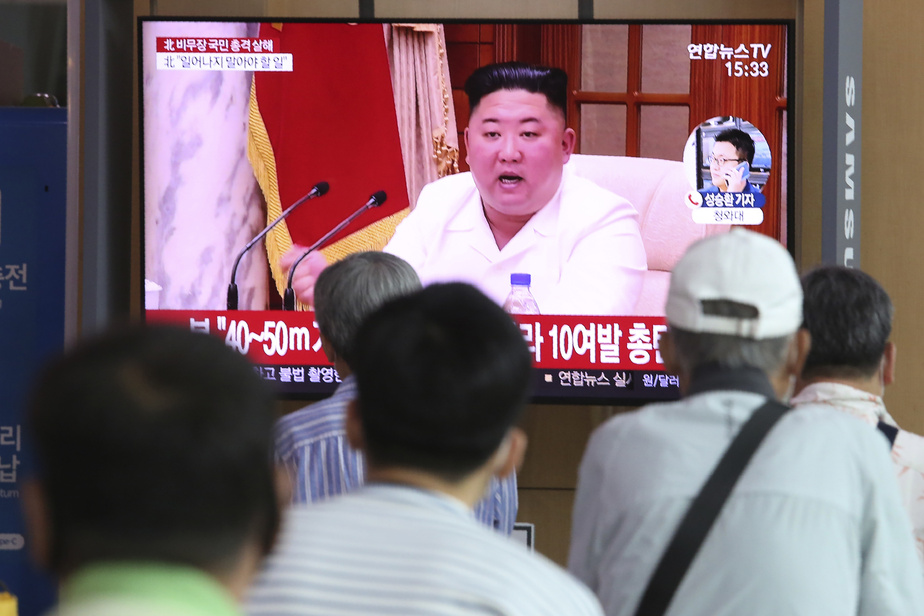 La Corée du Nord a abattu un transfuge sud-coréen dans ses eaux territoriales