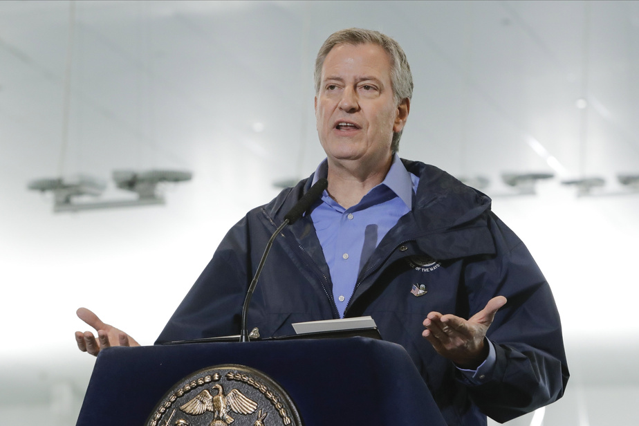 New York : Les écoles resteront fermées pour le reste de l'année scolaire
