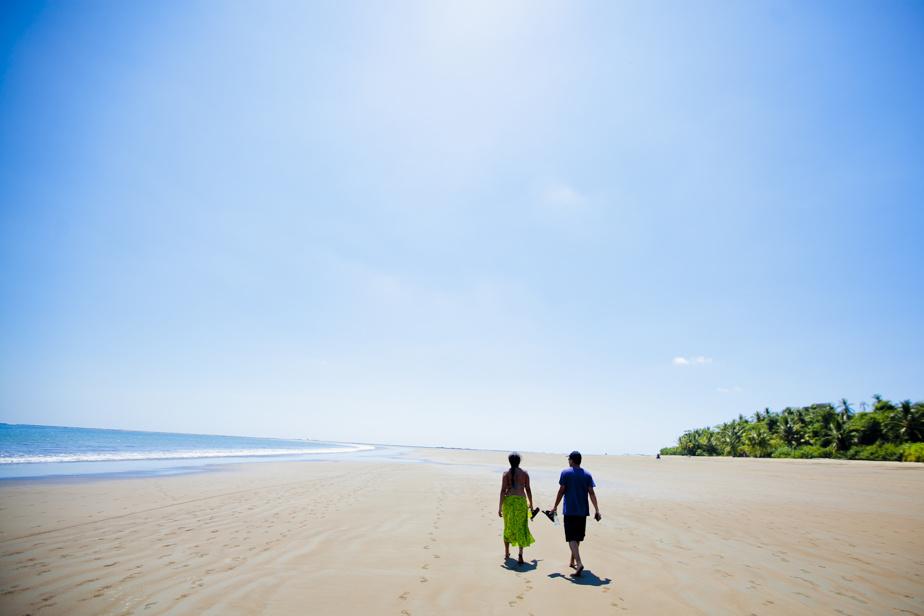 Le parc national marin Ballena, au Costa Rica, fait partie des nombreux attraits naturels de ce petit pays d'Amérique centrale qui offre lui aussi d'accueillir les télétravailleurs.