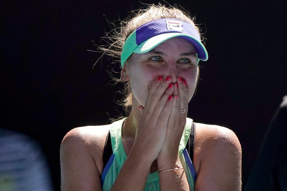 Open d'Australie > Kenin prive Barty d'une finale