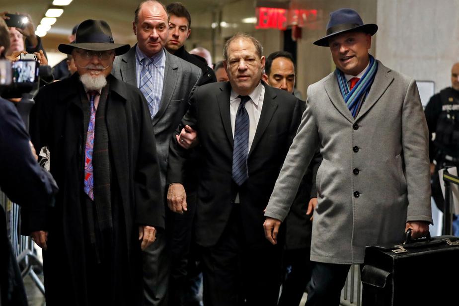 Défense et accusation dévoilent leur stratégie — Procès Weinstein