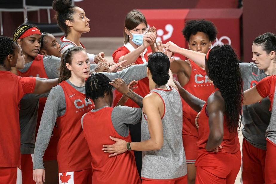 ÉQUIPE CANADIENNE Basketball 4h20 — L'équipe canadienne féminine dispute, face à la Serbie, son premier match du tournoi olympique.