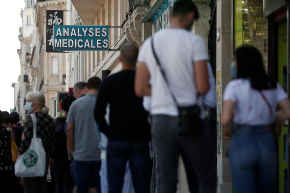 Près de 2300 nouveaux cas en 24 heures — France/Coronavirus