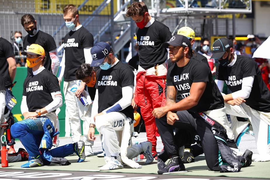 Hamilton pénalisé de trois places sur la grille — GP d'Autriche