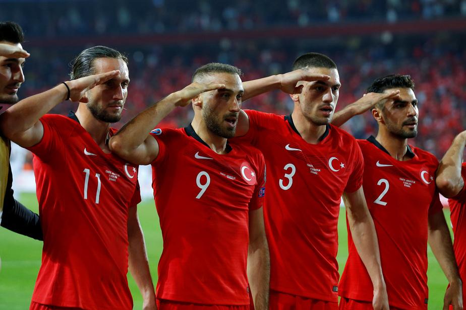 Match Turquie-Albanie : l'UEFA va