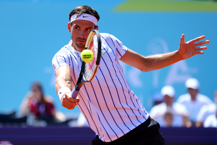 Tennis - Grigor Dimitrov déclaré positif à la COVID-19