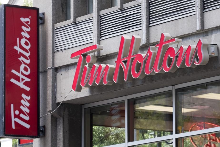 Tim Hortons ne permet plus les tasses réutilisables — Coronavirus